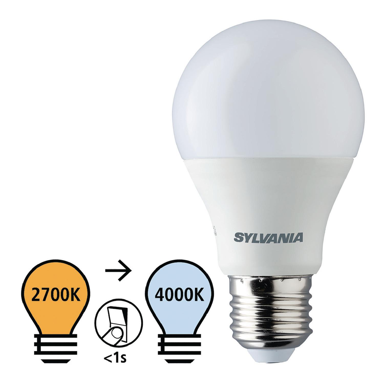 Billede af LED Pære E27 A60 8 W 806 lm 2700-4000 K