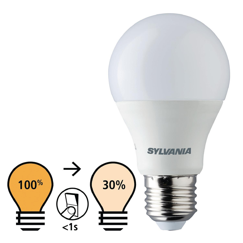 Billede af LED Pære E27 A60 8.5 W 806 lm 2700 K