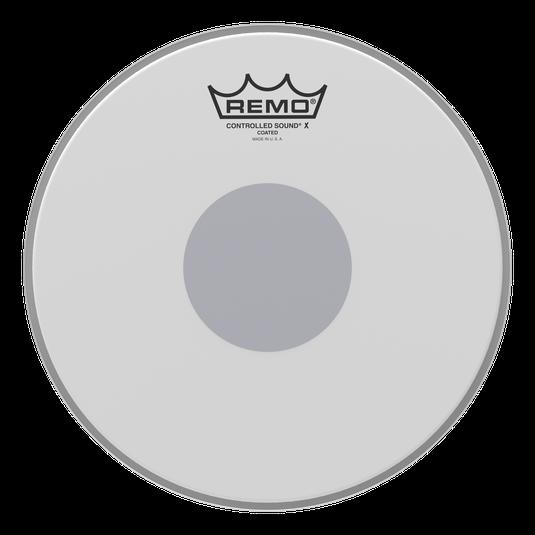 """Billede af Remo Trommeskind 10"""" Controlled Sound X Black Dot"""