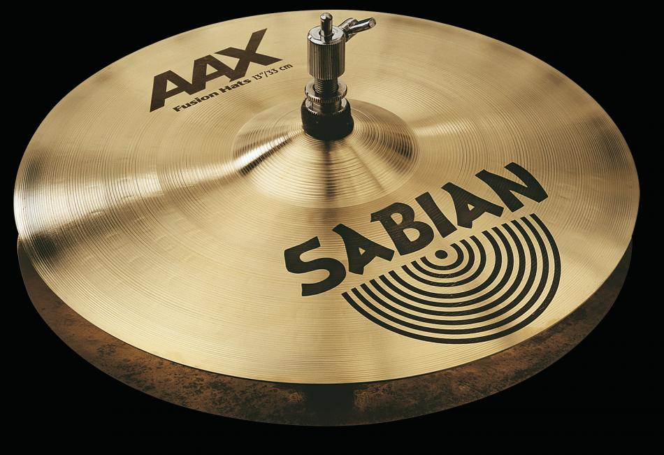 """Billede af Sabian 13"""" åX Fusion Hi-hat"""
