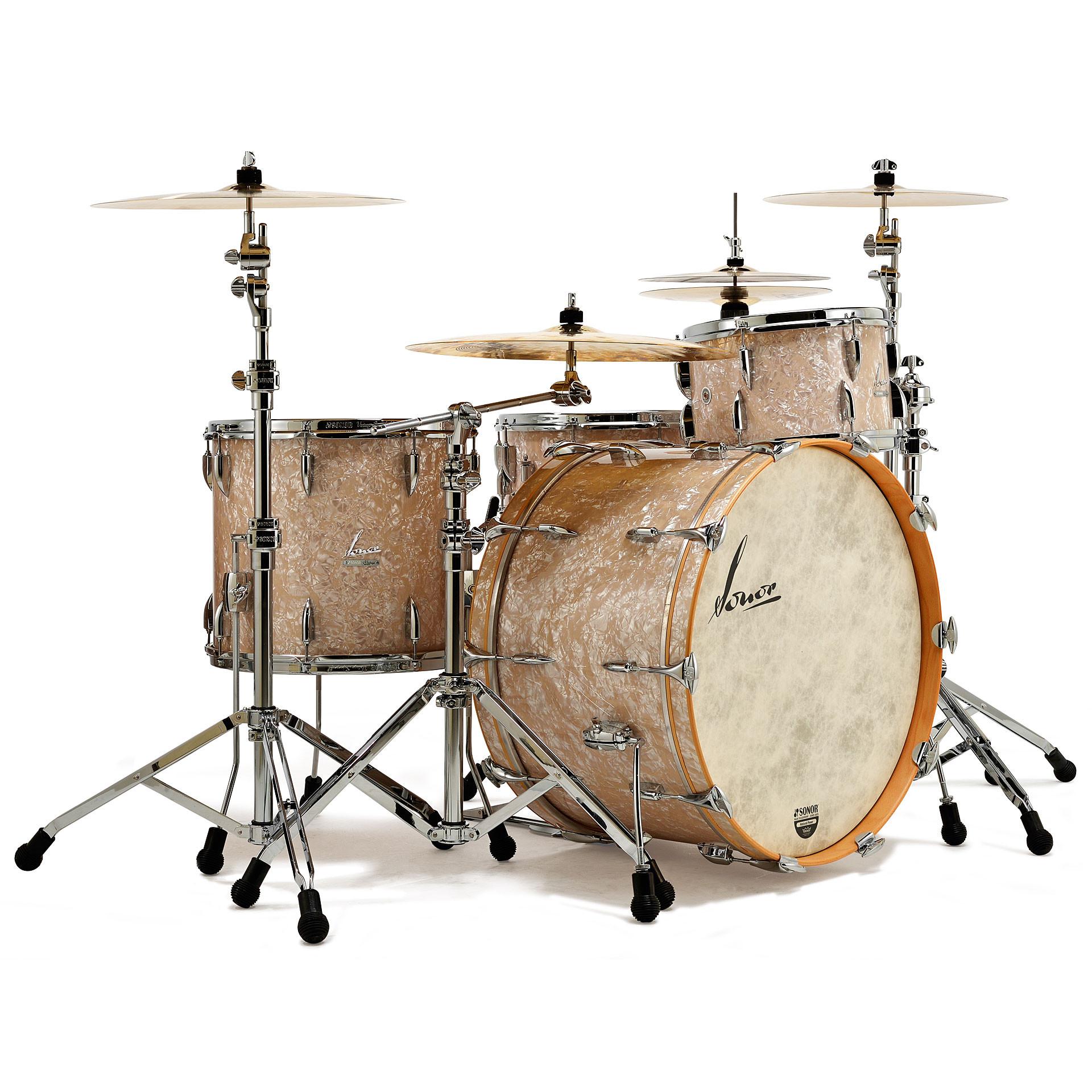Billede af Sonor Vintage Series - Vintage Pearl Trommesæt