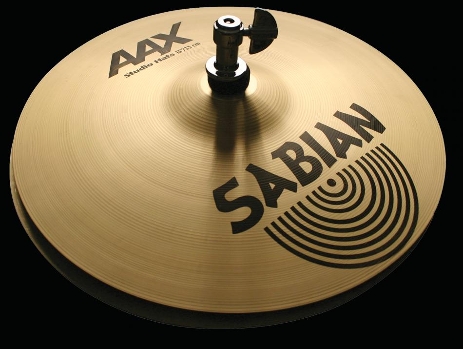 """Billede af Sabian 14"""" åX Studio Hi-hat"""