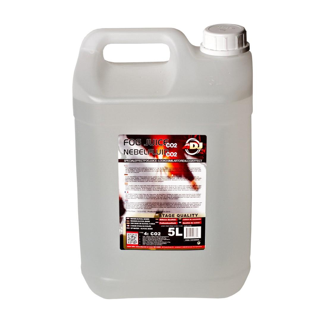 Billede af ADJ CO2 røgvæske - 5 Liter