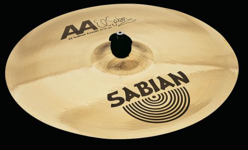 """Billede af Sabian 16"""" å El Sabor Crashbækken"""