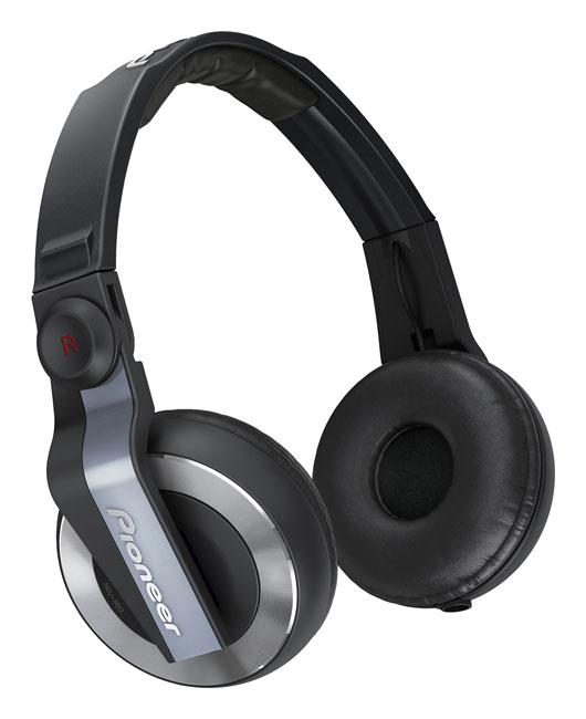 Billede af Pioneer HDJ-500 DJ hovedtelefoner Sort