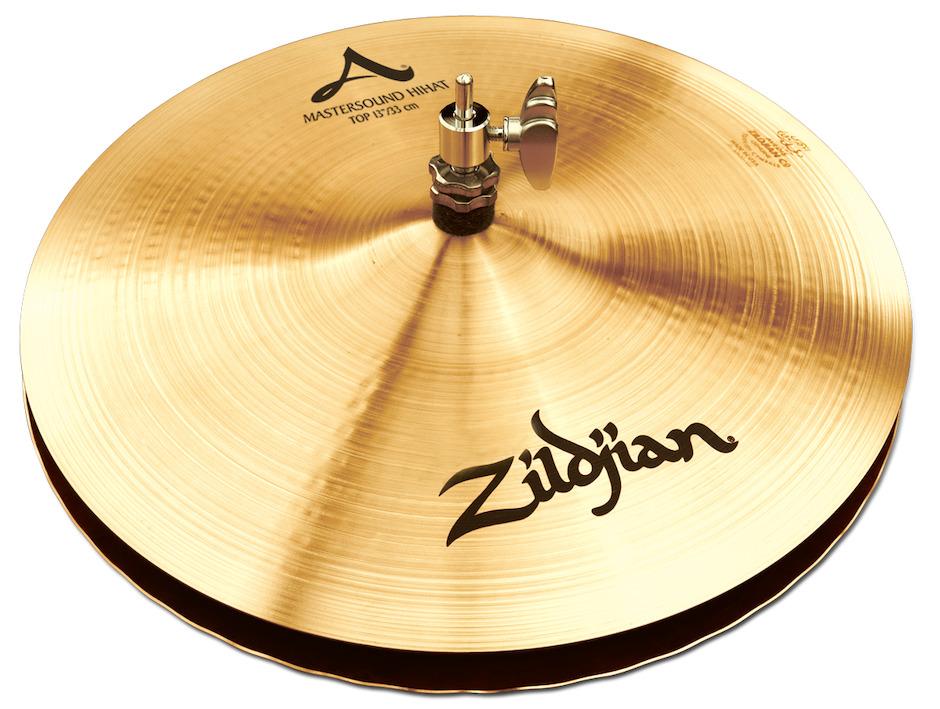 """Billede af Zildjian 13"""" A Mastersound Hi-hat"""