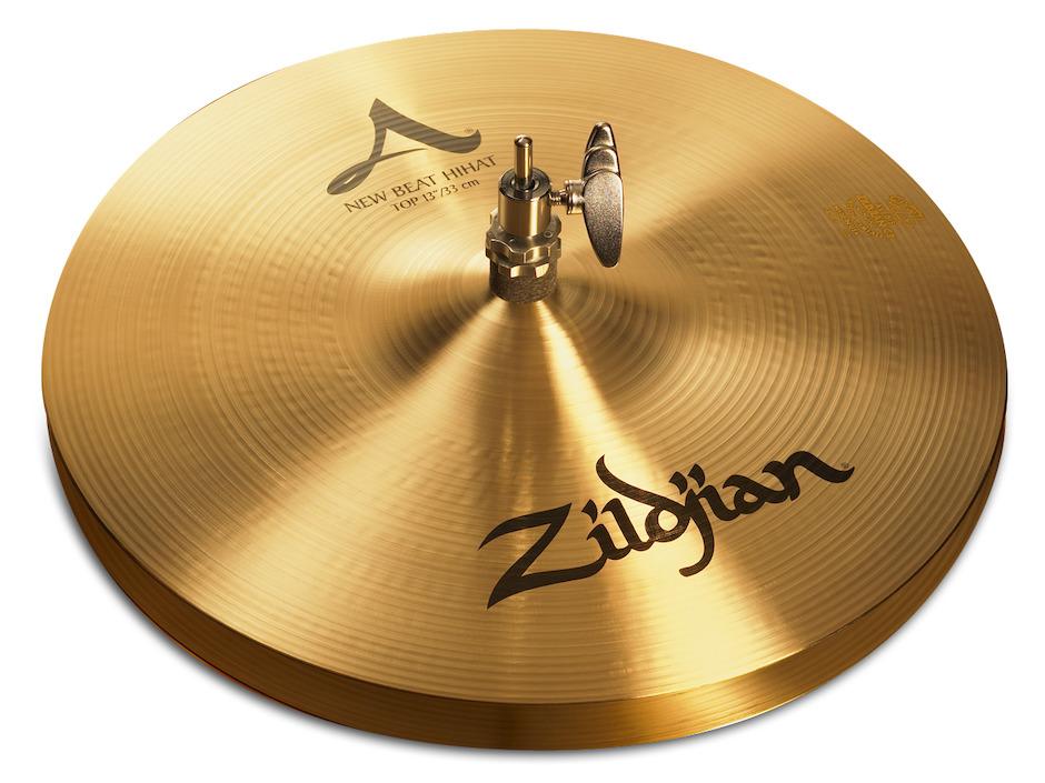 "Billede af Zildjian 13"" A New Beat Hi-hat"