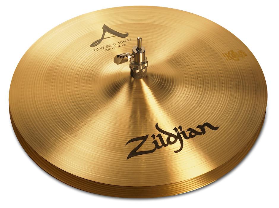 "Billede af Zildjian 14"" A New Beat Hi-hat"