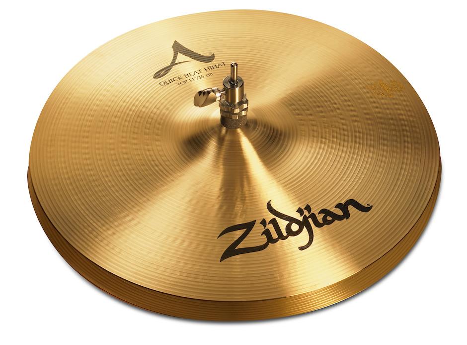 """Billede af Zildjian 14"""" A Quick Beat Hihatbækken"""