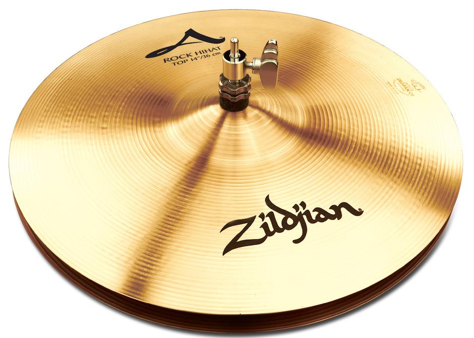 """Billede af Zildjian 14"""" A Rock Hihatbækken"""