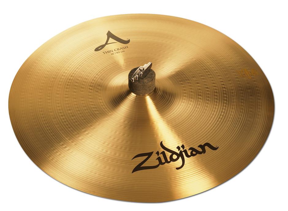 """Billede af Zildjian 16"""" A Thin Crashbækken"""