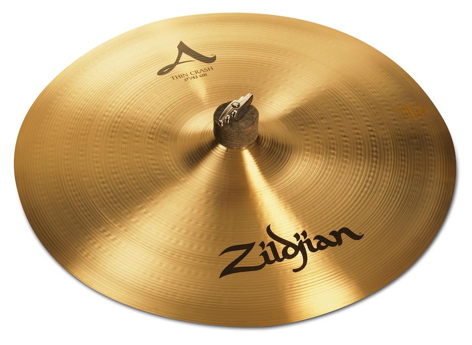"""Billede af Zildjian 17"""" A Zildjian Thin Crashbækken"""