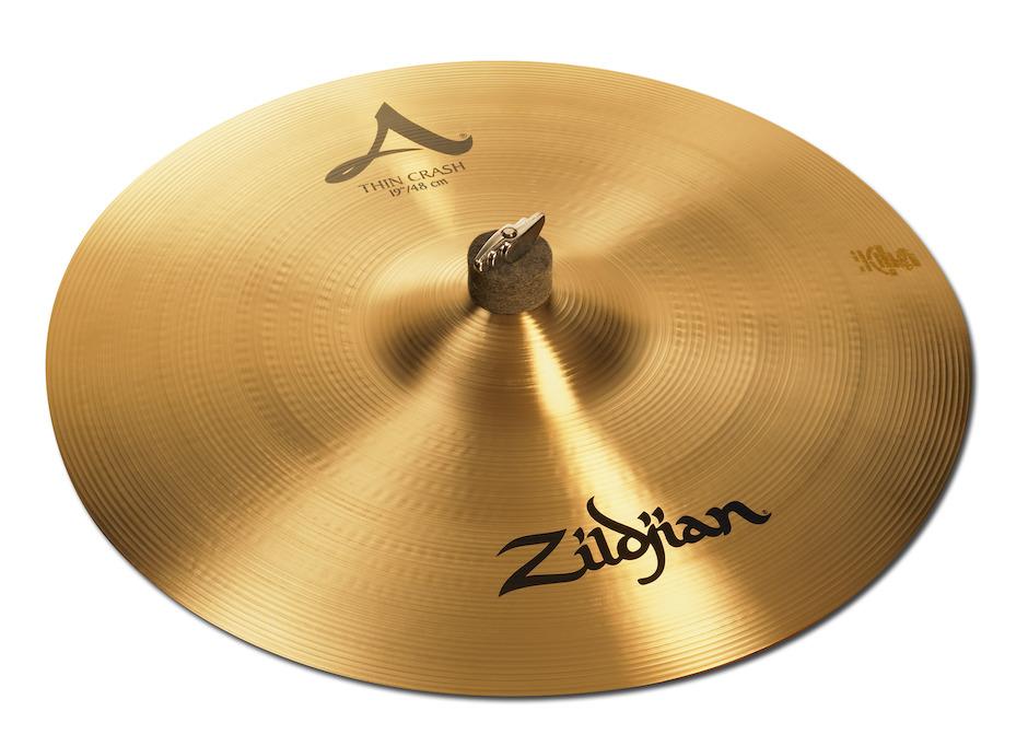 """Billede af Zildjian 19"""" A Thin Crashbækken"""