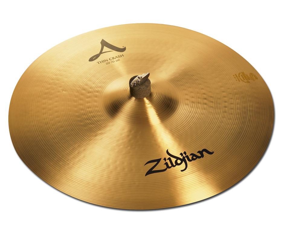 """Billede af Zildjian 20"""" A Thin Crashbækken"""