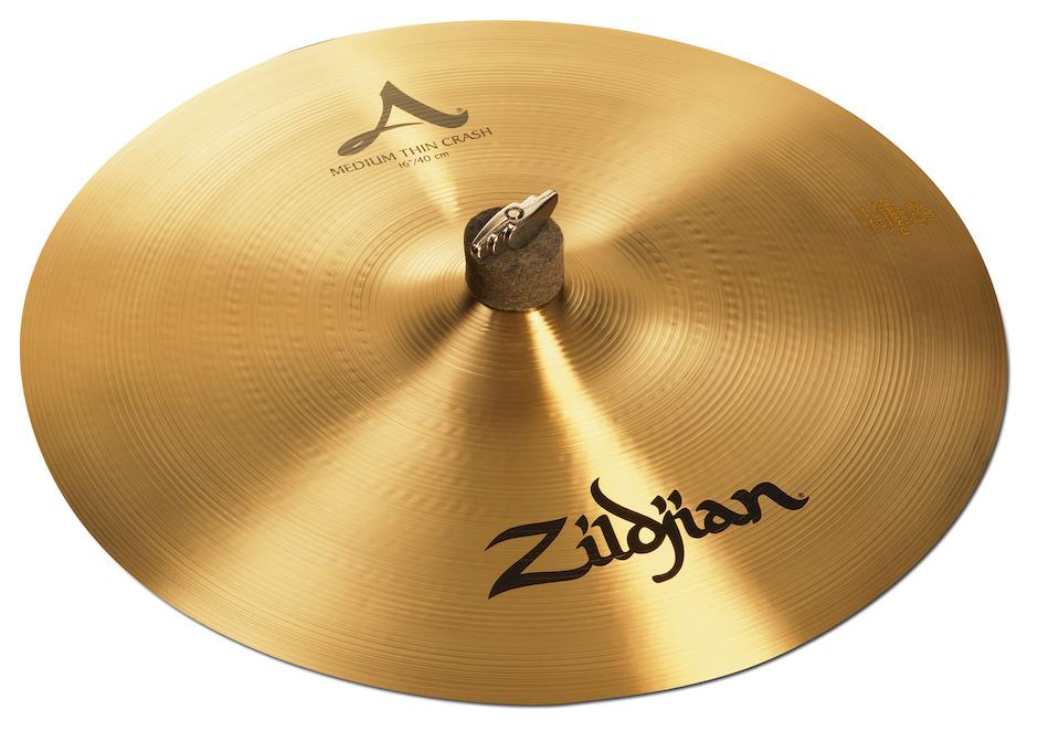 """Billede af Zildjian 16"""" A Medium Thin Crashbækken"""