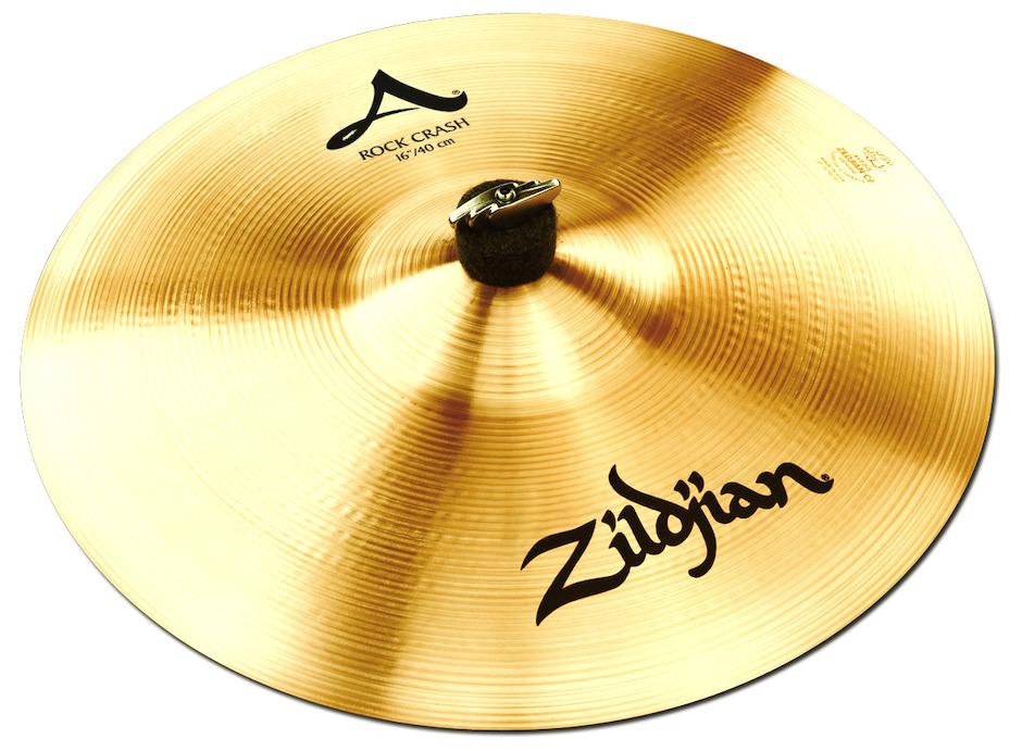 """Billede af Zildjian 16"""" A Rock Crashbækken"""