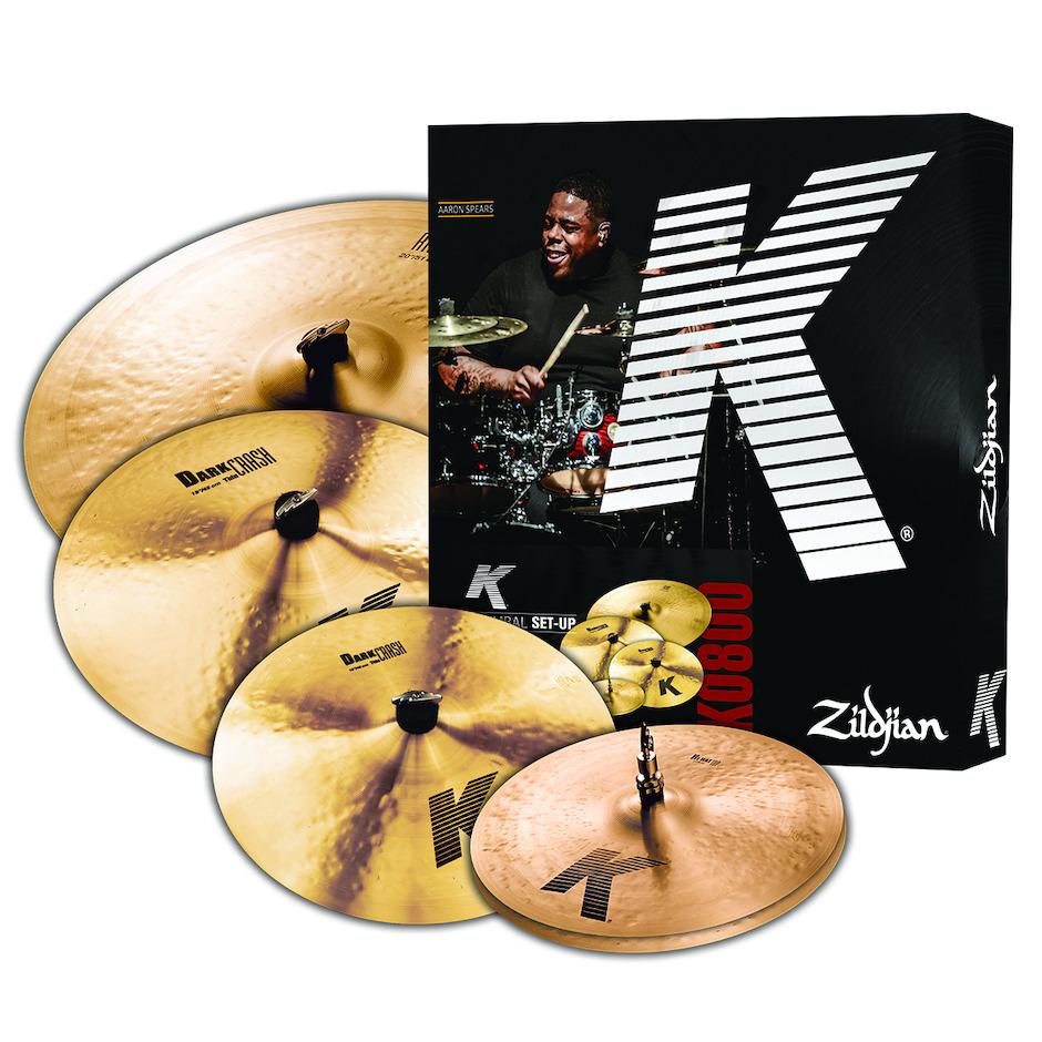 Billede af Zildjian K800 K Zildjian Promo Pack