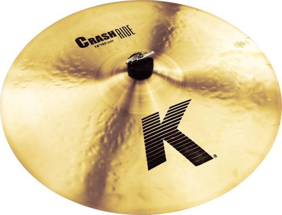 """Billede af Zildjian 18"""" K Crash/Ridebækken"""