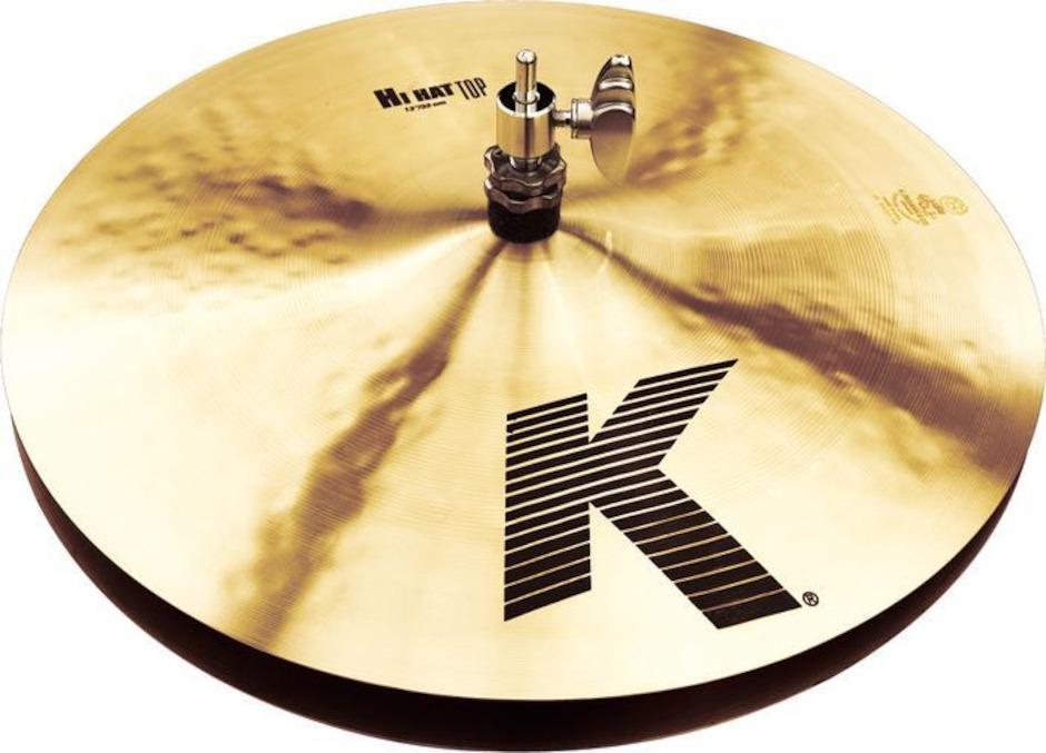 """Billede af Zildjian 13"""" K Hi-hat"""