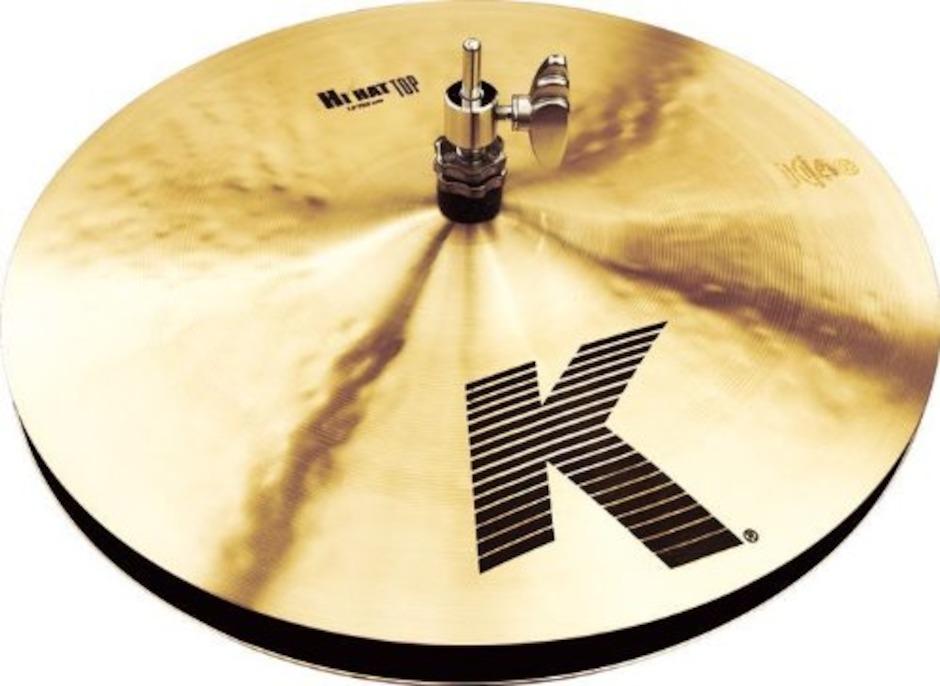 """Billede af Zildjian 14"""" K K/Z Special Hihatbækken"""