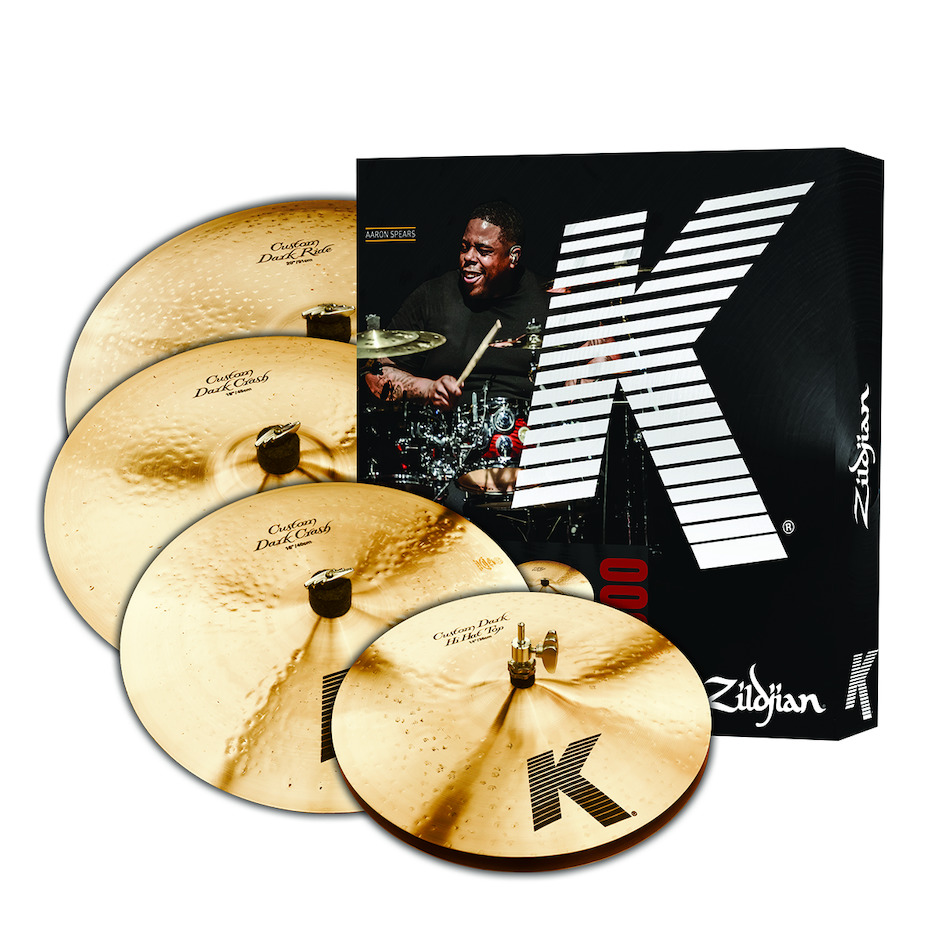Billede af Zildjian KCD900 K Custom Promo Pack