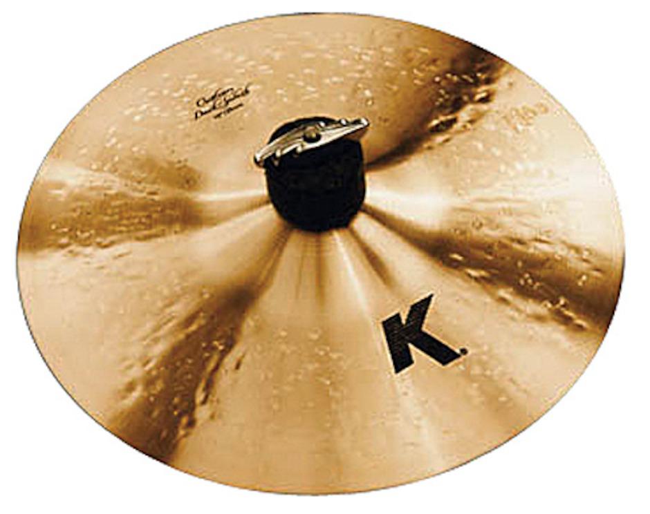 "Billede af Zildjian 10"" K Custom Dark Splashbækken"