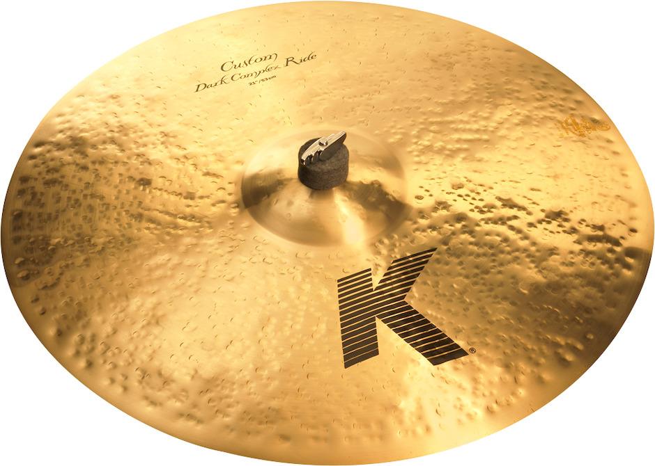 "Billede af Zildjian 21"" K Custom Complex Ridebækken"