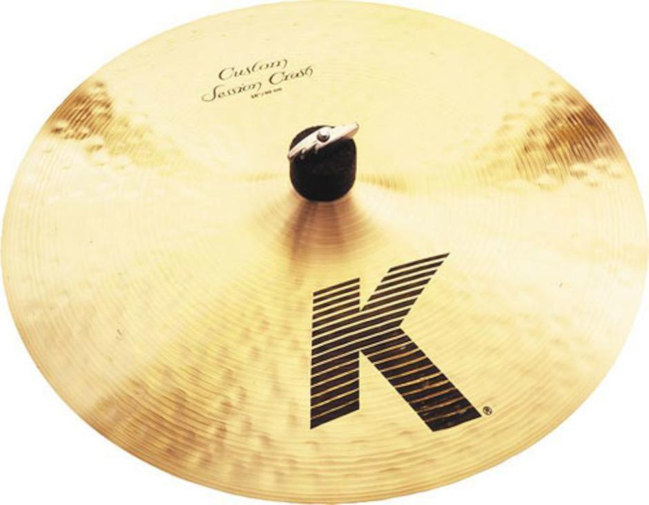"""Billede af Zildjian 18"""" K Custom Session Crashbækken"""