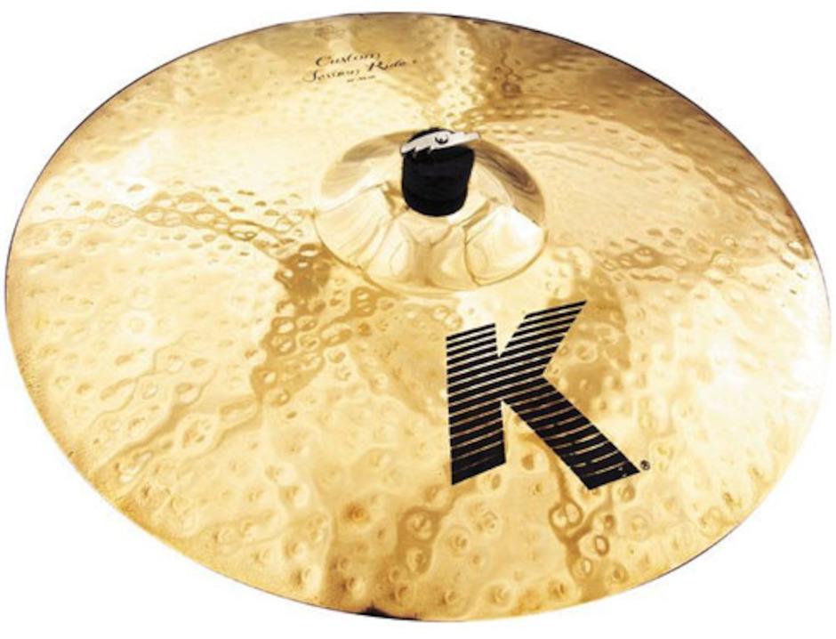 """Billede af Zildjian 20"""" K Custom Session Ridebækken"""