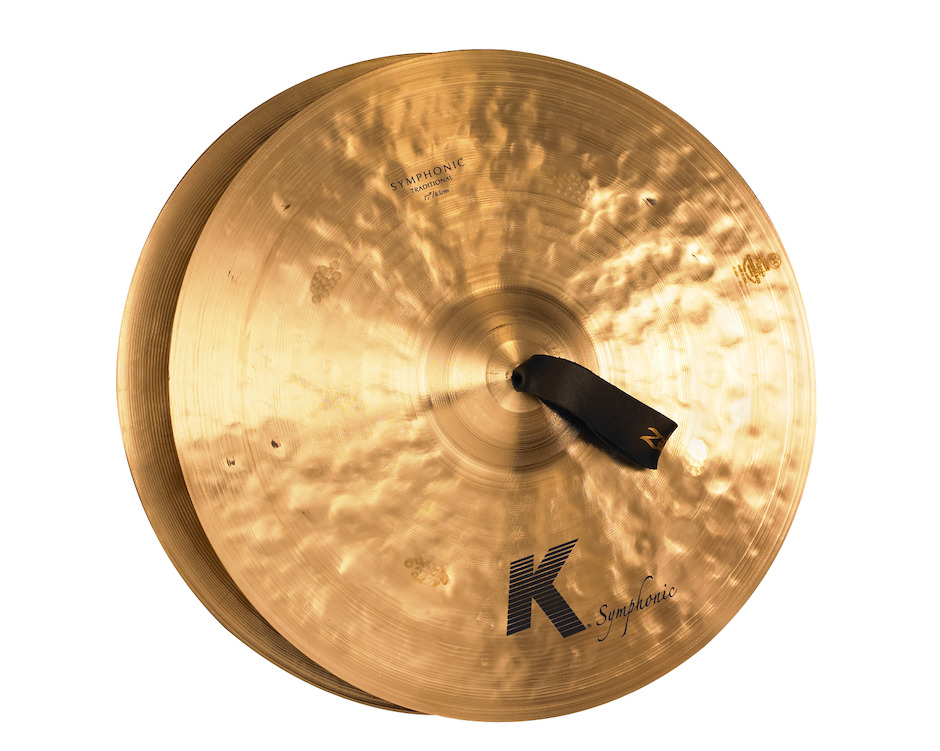 """Billede af Zildjian 17"""" K Symphonic Pair Orkesterbækkener"""