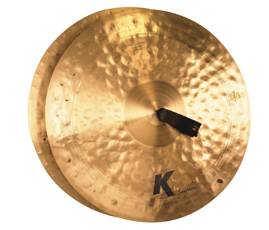 """Billede af Zildjian 20"""" K Symphonic Pair Orkesterbækkener"""