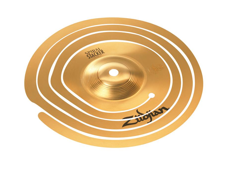 """Billede af Zildjian 10"""" Spiral Stacker Effektbækken"""