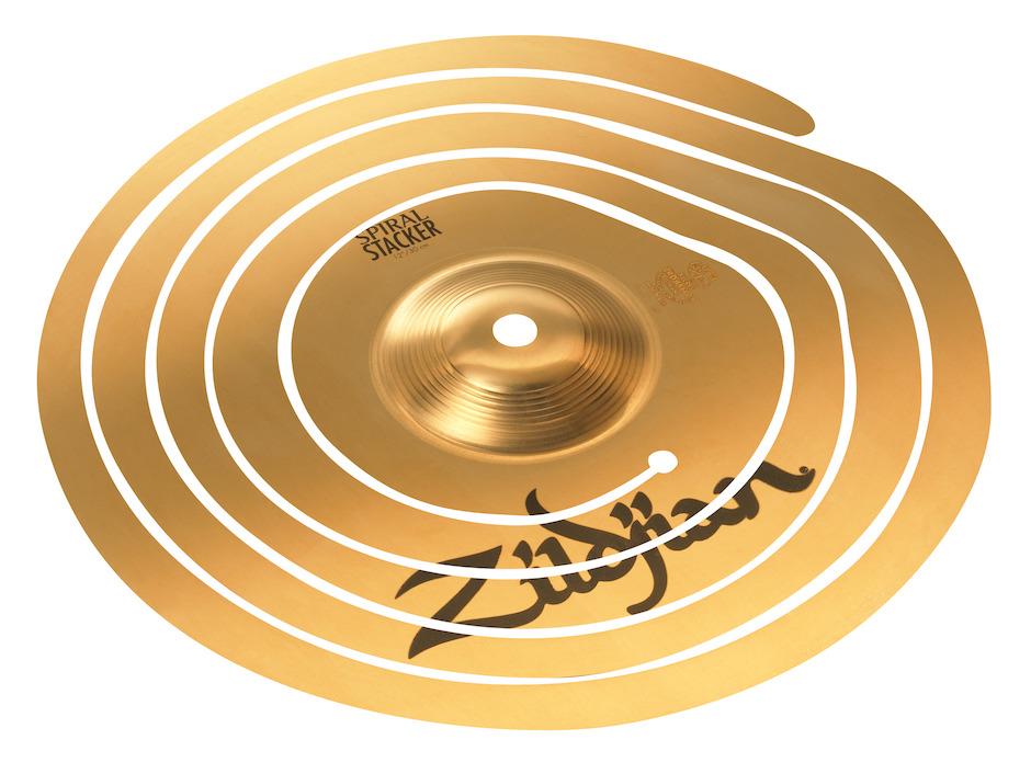 """Billede af Zildjian 12"""" Spiral Stacker Effektbækken"""