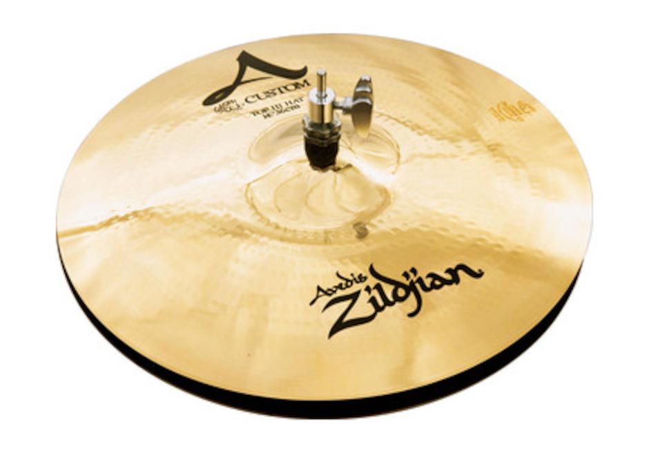 """Billede af Zildjian 14"""" A Custom Hihatbækken"""