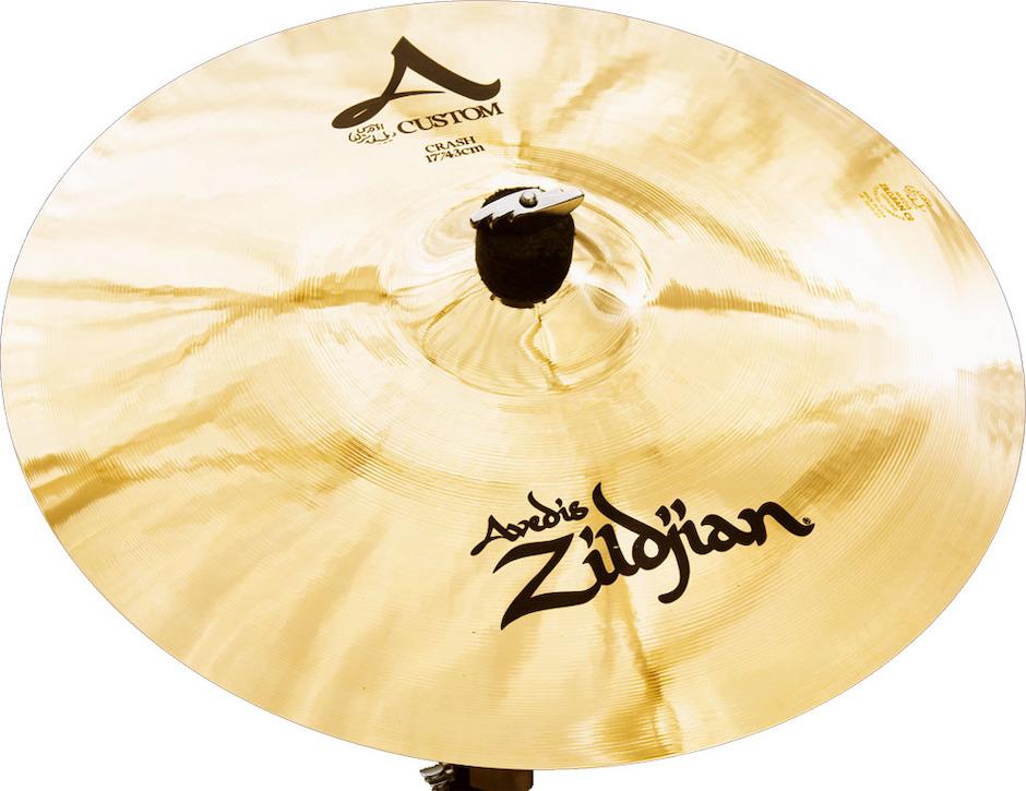 """Billede af Zildjian 17"""" A Custom Crashbækken"""