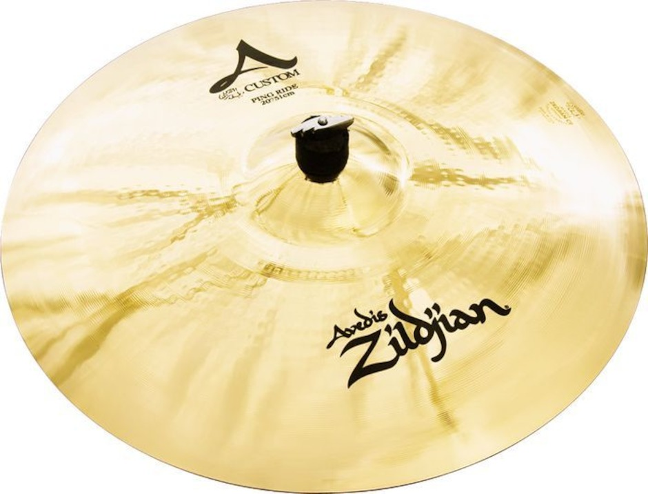 """Billede af Zildjian 20"""" A Custom Ping Ridebækken"""