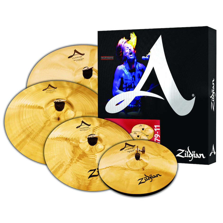 Billede af Zildjian A20579-11 A Custom Promo Pack