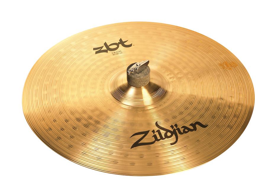 """Billede af Zildjian 16"""" ZBT Crashbækken"""