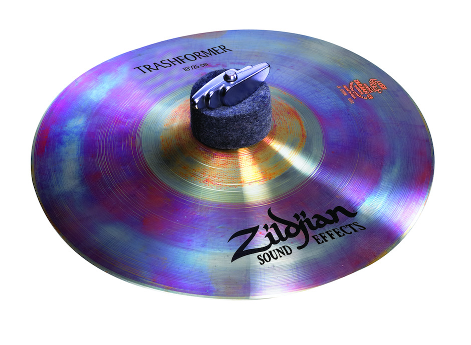 "Billede af Zildjian 10"" Zildjian ZXT Trashformer Effektbækken"