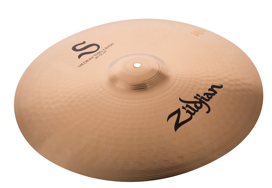 "Billede af Zildjian 20"" S-Family Medium Thin Crash"