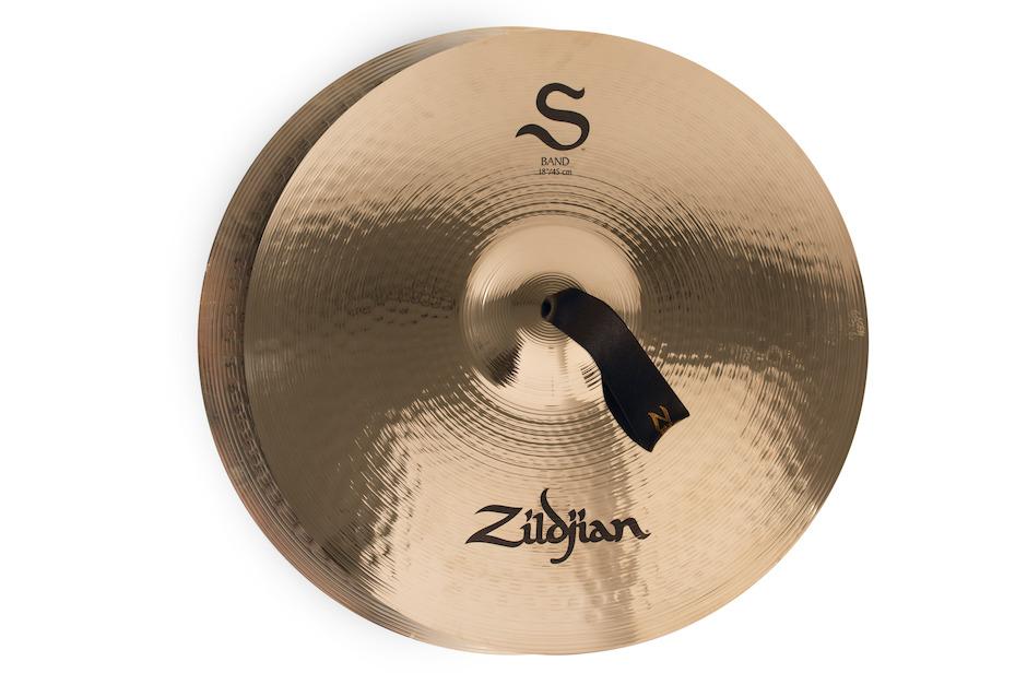 """Billede af Zildjian 18"""" S-Family Band Orkesterbækkener"""