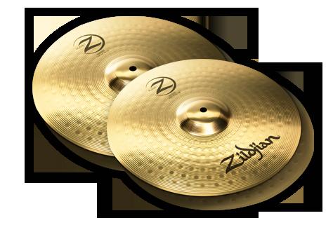 """Billede af Zildjian 13"""" Planet Z Hi-hat"""