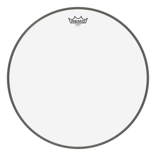 """Billede af Remo Trommeskind 22"""" Emperor Bass Clear"""