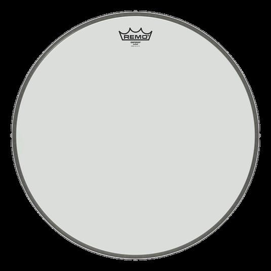 """Billede af Remo Trommeskind 24"""" Emperor Bass Clear"""