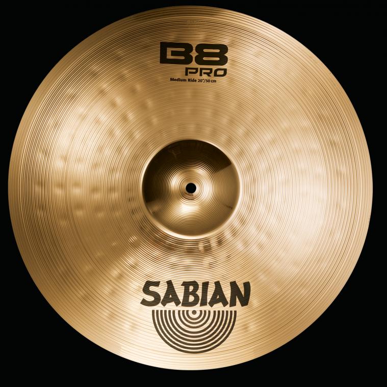 """Billede af Sabian 20"""" B8 Pro Medium Ride"""