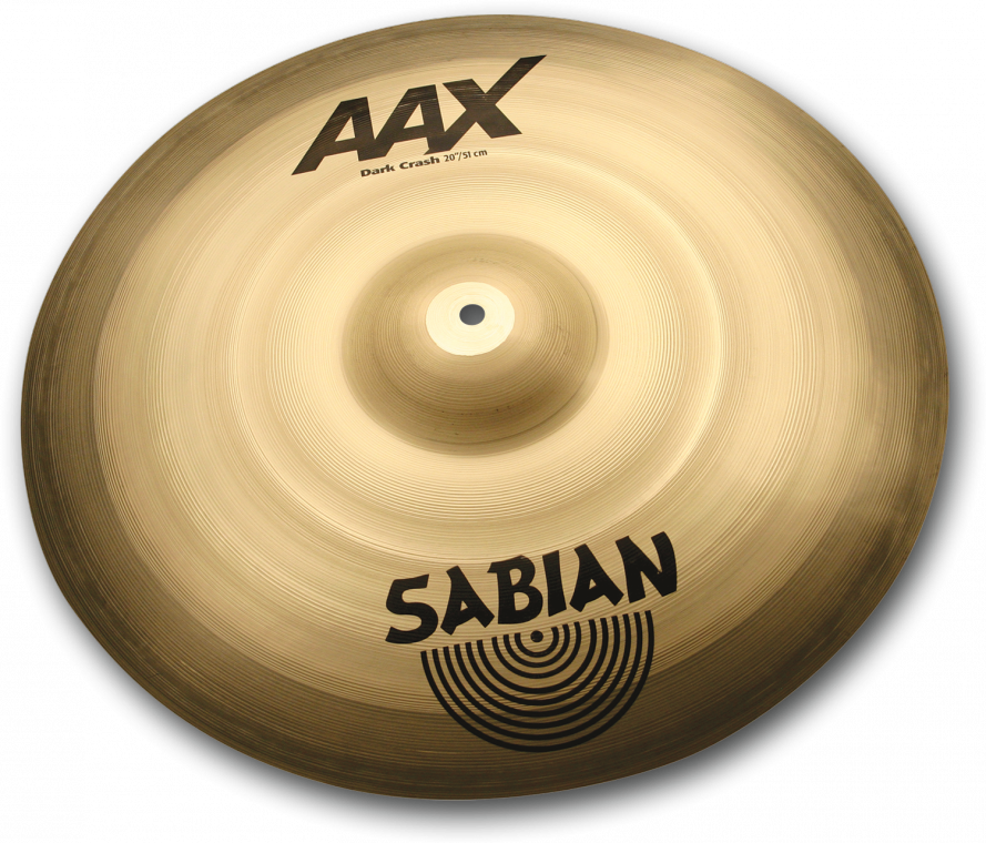 """Billede af Sabian 16"""" åX Dark Crash"""