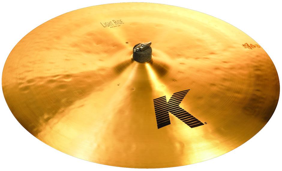 """Billede af Zildjian 22"""" K Light Ride"""
