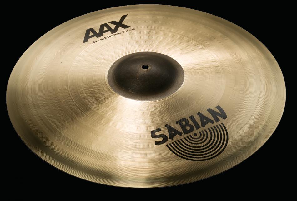 "Billede af Sabian 21"" åX Raw Bell Dry Ride"