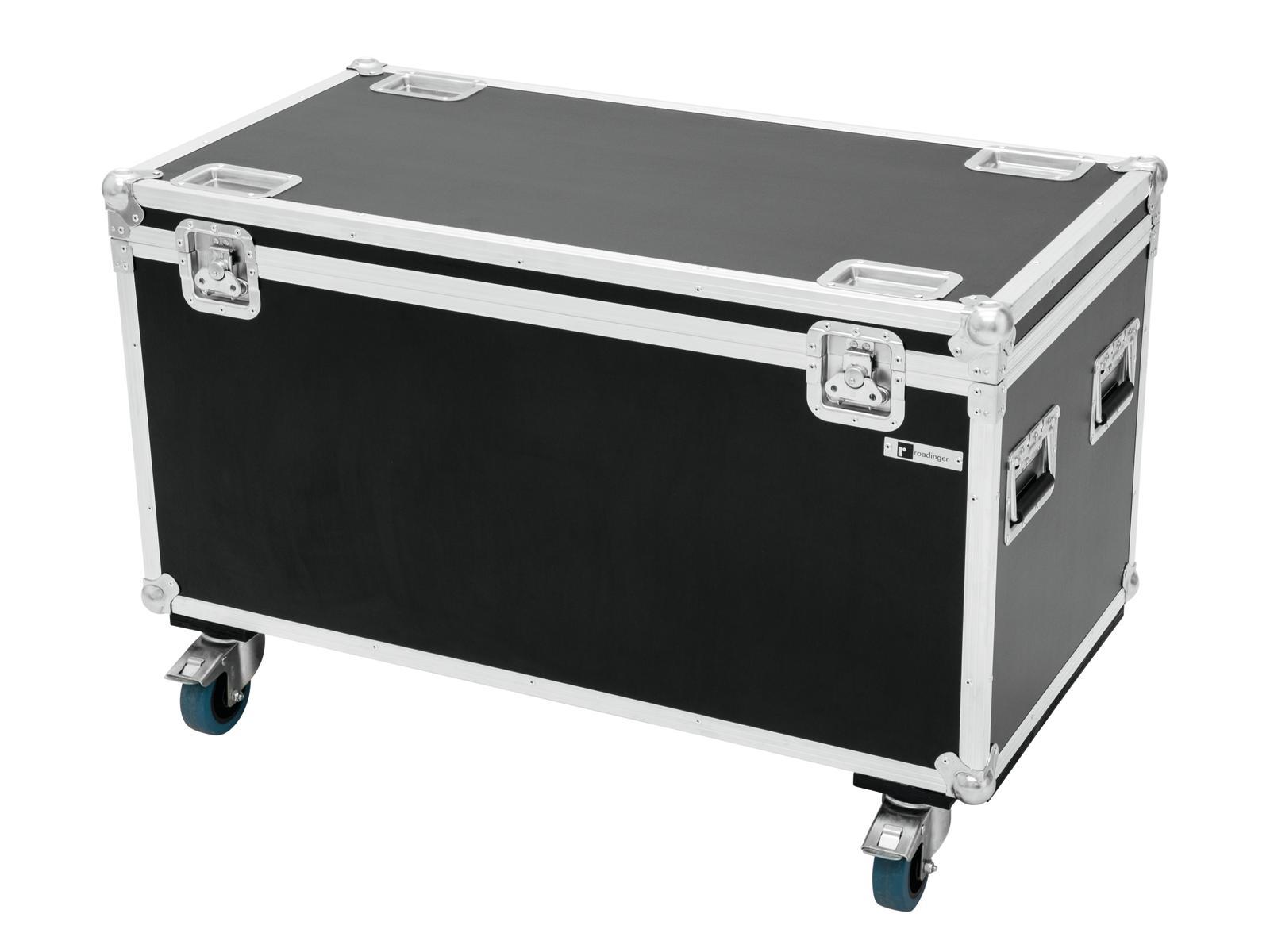 Billede af Universal Flightcase Pro 100x50x50cm Med Hjul - Eurolite