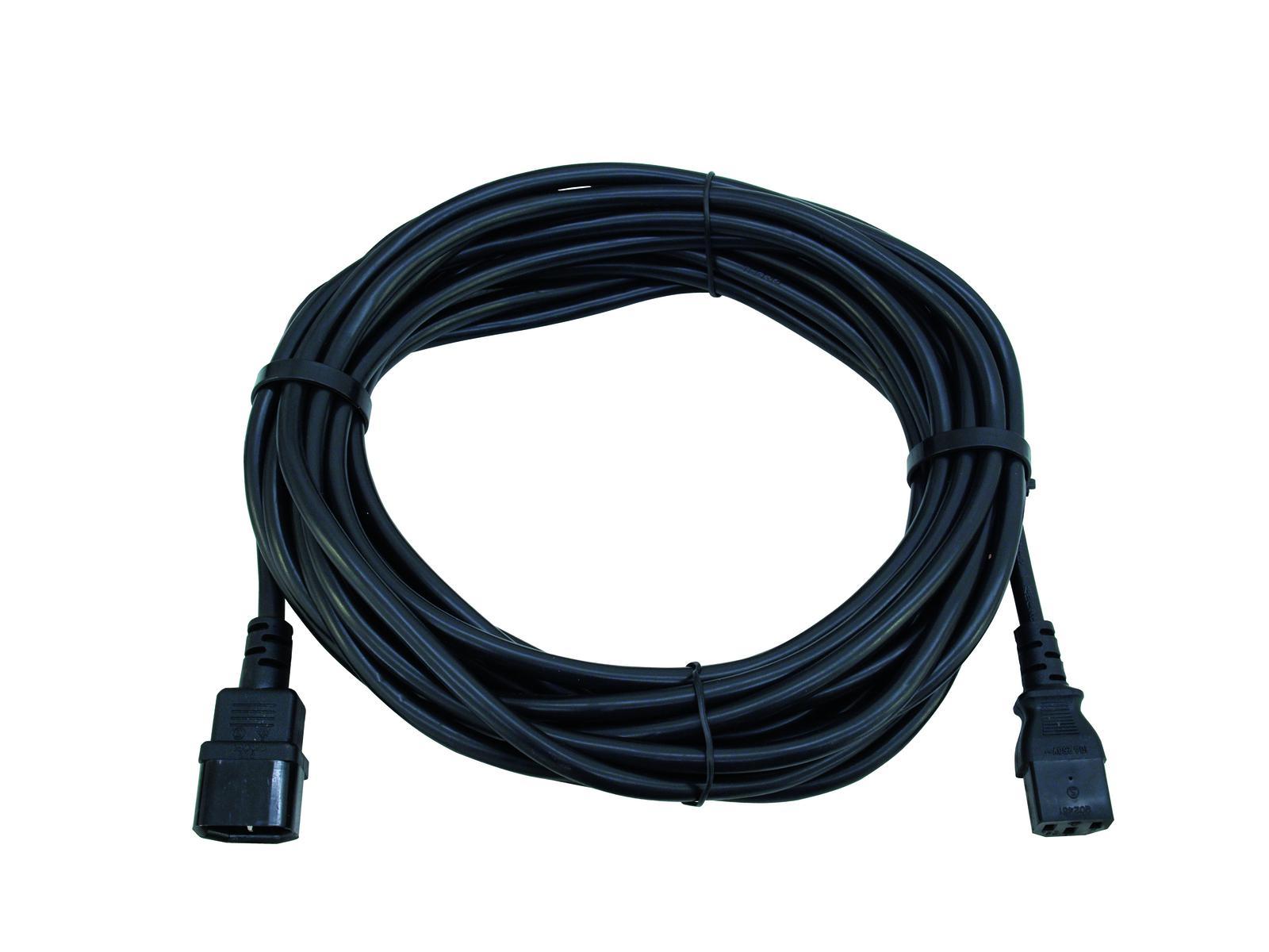 Billede af IEC Forlængerkabel 10 meter